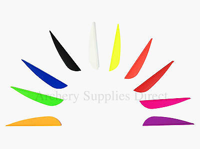 12 Pack Archery Elite Plastifletch Ep-23 Arrow Vanes Flights