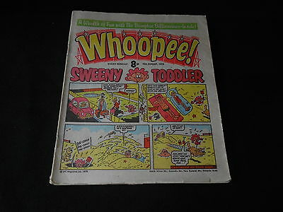 Whoopee Comic 19th August 1978