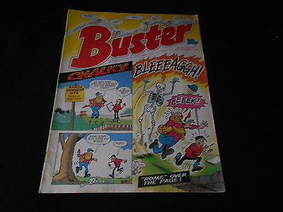 Buster Comic 26th November 1988