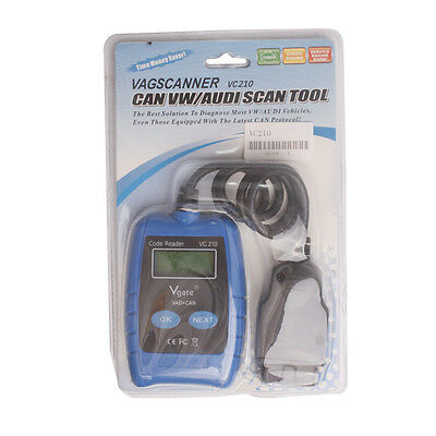 VAG Auto Scanner VC210 OBD2 CAN Code Reader Diagnostic Tool Work With VW/AUDI