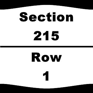 1-16 Tickets Madonna 9/12 Verizon Center Sect-109