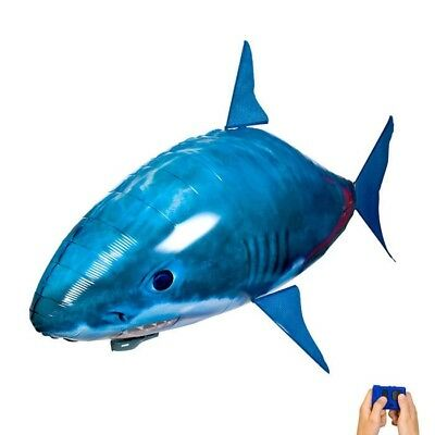 Remote Controlled Flying Fish - Shark   swimmer swimmers air