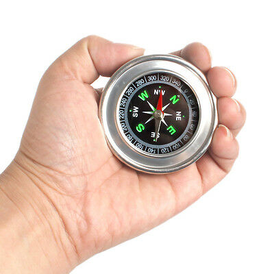 60 mm Charm Navigation Antique Sturdy Durable Compass for both Outdoor and Home