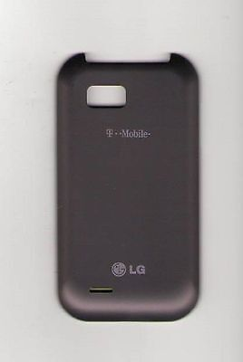 Lot Of 100 Used Oem Battery Door Back Cover Lg C800 Mytouch Q T Mobile Purple