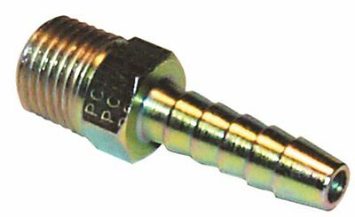 Genuine 5x PCL Male Screwed Tailpieces 1//4 Bsp-7.9 mm Air Line Systems Compre.