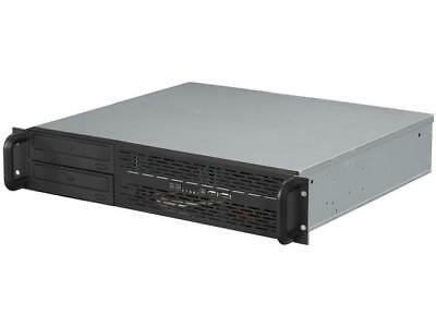 NORCO RPC-231 Black 2U Rackmount Server Chassis