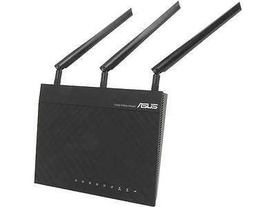 ASUS RT-N66R Dual-Band Wireless-N900 Gigabit Router, DD-WRT Open Source support