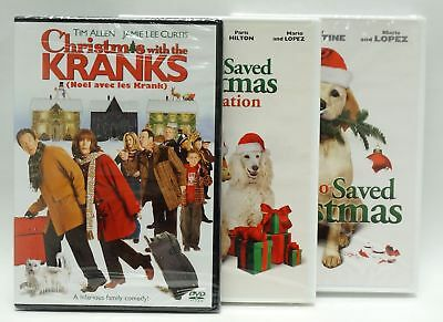 Christmas with the Kranks & 2 More - Christmas Special [DVD] - NEW / RX9A/30