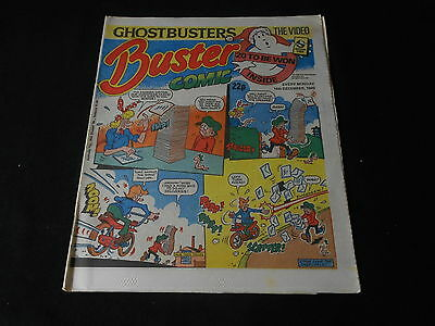 Buster Comic 14th December 1985