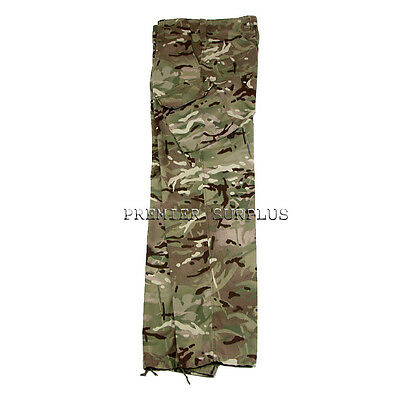 British Army Multicam MTP Camo PCS Trousers New