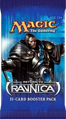 Mtg Return To Ravnica  Booster -5 Count Lot- Free Ship-See List Below