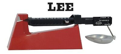 Lee Safety Magnetic Powder Scale 100 Grain Capacity # 90681 New!