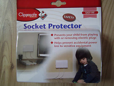Toddlers Home/Office Electric Plug Socket Protector Cover Baby Child Safety