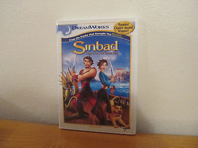 Sinbad Legend of the Seven Seas DVD - I do combine shipping
