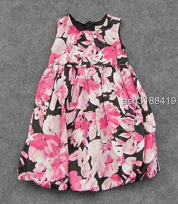 Old Navy Baby Girls Floral-Print Dress Size 0-3 Months NWT