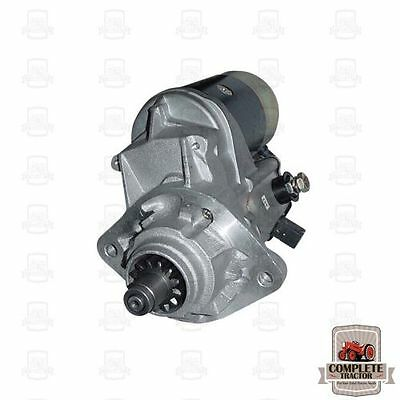 NEW Starter for Case International 1840 1845C SKID STEER 384