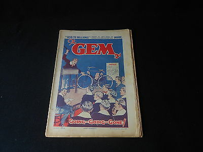 The Gem Comic May 22nd 1937  Issue No. 1527
