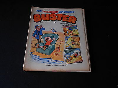 Buster Comic 23rd August 1980