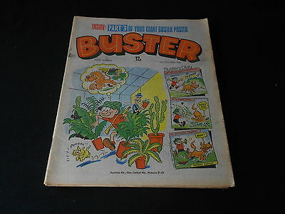 Buster Comic 25th October 1980