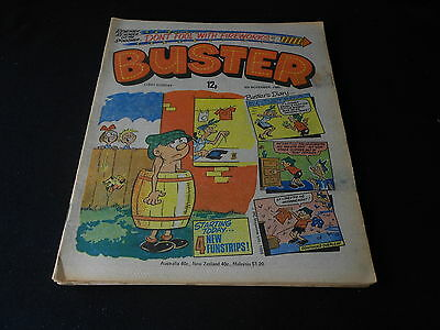 Buster Comic 8th November 1980