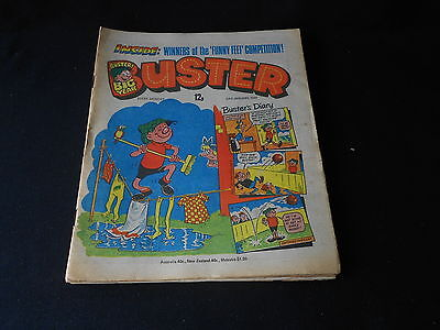 Buster Comic 24th January 1981