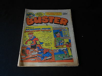 Buster Comic 14th February 1981