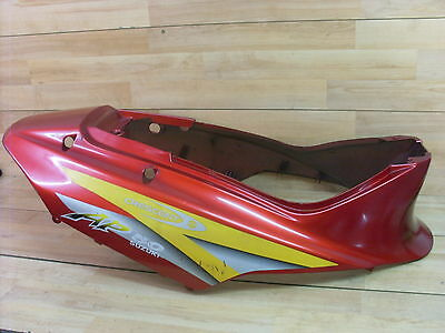 Suzuki Ap50 Scooter Rear Fairing Tail Piece Seat Unit