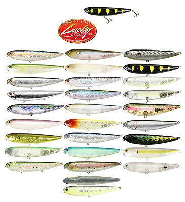 """LUCKY CRAFT SAMMY 85 TOPWATER BAIT 3.25"""" select colors"""