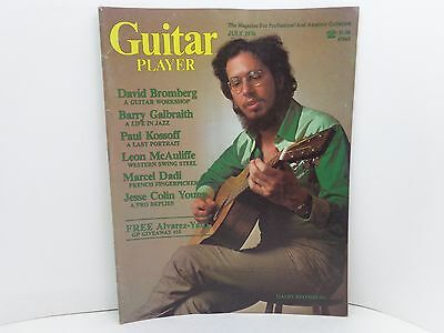 Guitar Player Mag July 1982