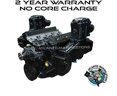 CRUSADER PCM PLEASURECRAFT Ford Marine 302 351 engine Water