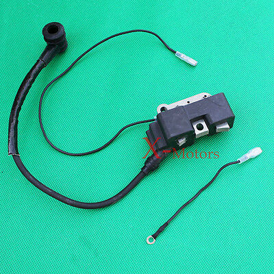 Brand New Ignition Coil For Husqvarna Chainsaw 357 359 362 365 371 372 385 390