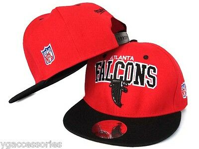 newest 00db8 3e3b0 NFL ATLANTA FALCONS Mitchell and Ness Vintage Snapback Cap Hat M&N NEW!