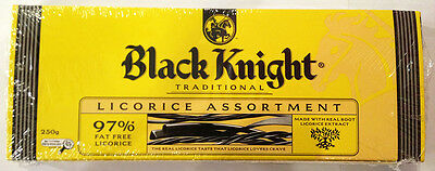 Black Knight Licorice Assortment (97% Fat Free) Gift Box