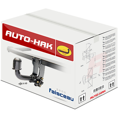 Attelage demontable Renault Espace / Grand Espace 4 IV 2002-2015
