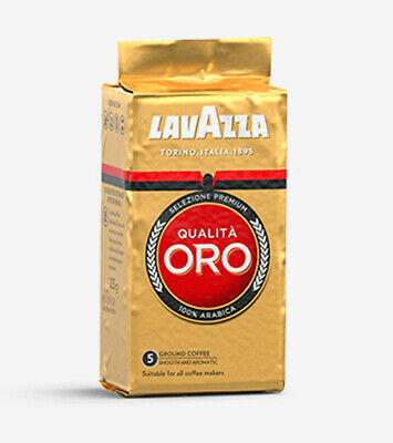 LAVAZZA COFFEE 250g, 100% ARABICA