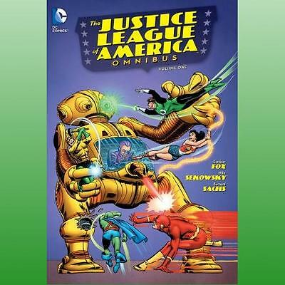 Justice League of America Omnibus by Various