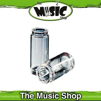 Brand New Jim Dunlop 271 Blues Bottle Regular Glass Small Guitar Slide - J271