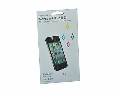 Clear 6 X Front and Back LCD Screen Protector Cover for New Apple iPhone 5G