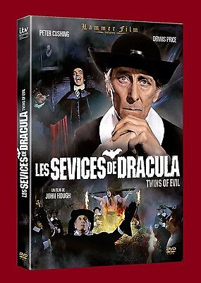 Dvd Les Sevices De Dracula Edition Remasterisee  Neuf Direct Editeur