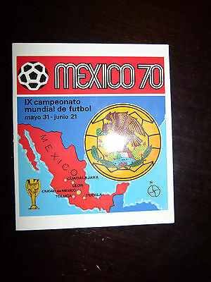 Panini World cup Mexico 1970 reprint full album 100% official