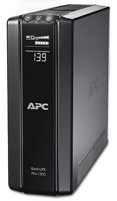 APC Back-UPS Pro 1500 230V Uninterruptible Power Supply