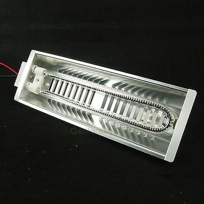 Far Infrared Carbon Fiber Heater Paint Curing heating Lamp Fit:Baking Oven/Booth