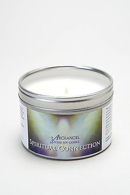 Spiritual Connection Archangel Aromatherapy Sacred Soy Candle