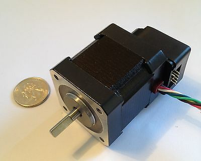 Vexta PK245-01BA Stepper Motor with HP Encoder, NEW, 1pc, (>20 avail)