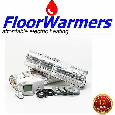 Electric Underfloor Heating  kit 140w per m² All Sizes available.