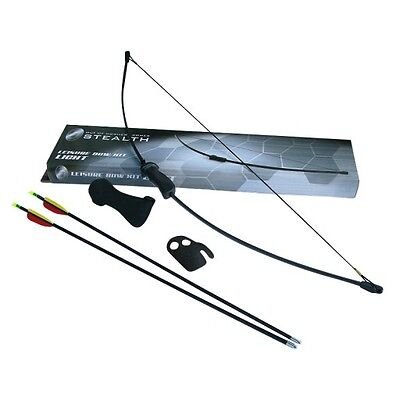 Petron STEALTH Target Archery Leisure Bow Kit - Complete Set, Bows & Arrows