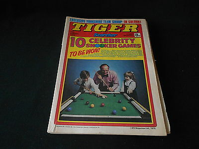 Tiger and Scorcher comic Roy of the Rovers 12th August 1978