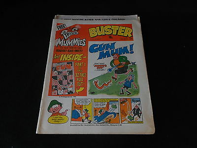 Buster Comic 19th April  1980
