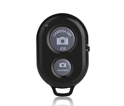 Bluetooth Remote Control Camera Shutter Release iOS Android Smartphones Tablet