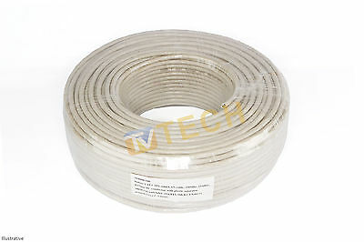 Professional Solid Core 100m CAT6 Cable Network Cable Lan Cable Category 6